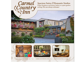 Carmel County Inn Advertisement